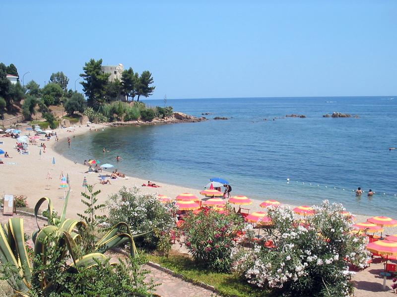 Spiagge di Baunei e Santa Maria Navarrese Sardegna